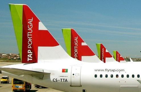 TAP é líder nos Voos entre Portugal e Espanha