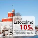 Rota Lisboa-Estocolmo em Destaque na TAP