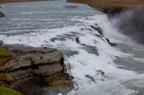 Viagem à Islândia
