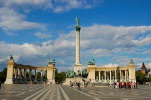 Promoções para Budapeste e Praga