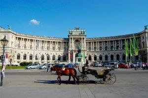 Viagens para Viena e Salzburgo
