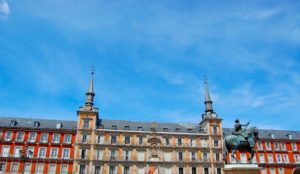 Voos Low Cost para Madrid na Air Europa