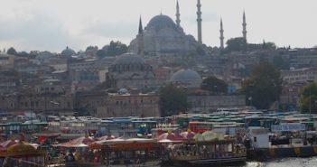 Istambul - Estreito do Bósforo