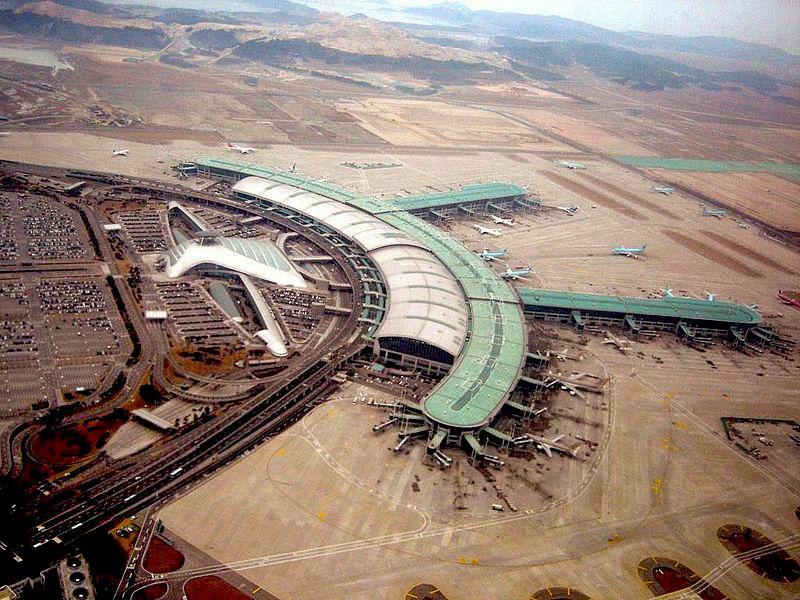 Aeroporto Incheon Internacional