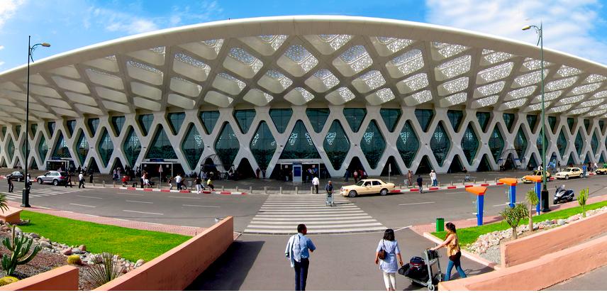 Aeroporto de Menara - Marraquexe