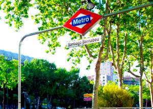 Como Ir do Aeroporto - Centro Madrid