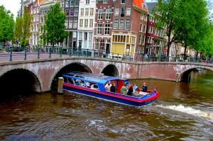 Visitas grátis em Amesterdão