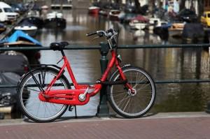 Meios para se deslocar em Amesterdão