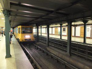 Transferes do aeroporto de Budapeste para o centro da cidade