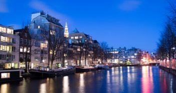 Guia de viagem para Amesterdão