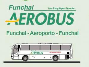 Autocarro do aeroporto para o Funchal