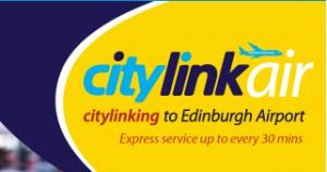 Citylink de Edimburgo para Glasgow