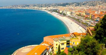 Como ir do aeroporto de Nice para o centro