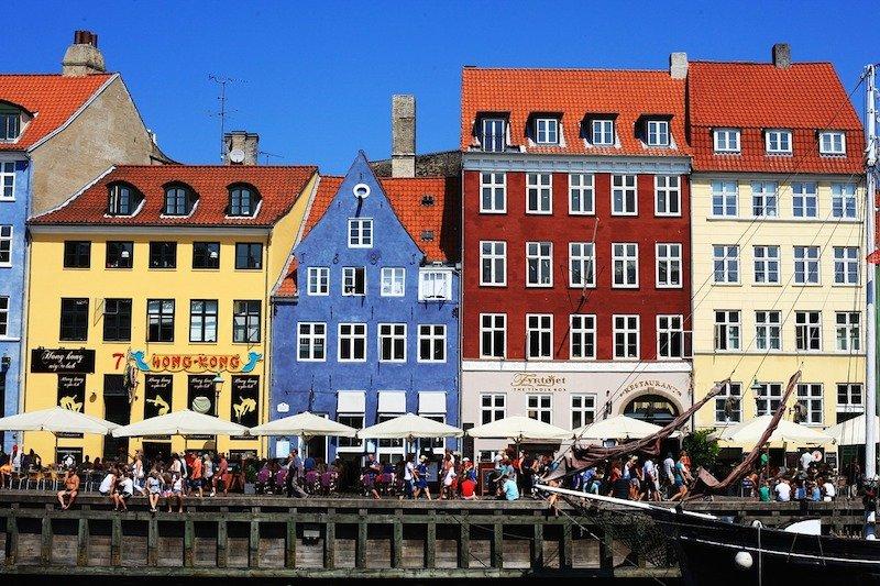 Como chegar a Copenhaga. Transportes do aeroporto para o centro.