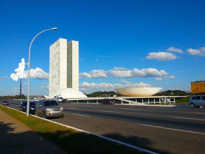 Transferes do aeroporto para o centro de Brasilia