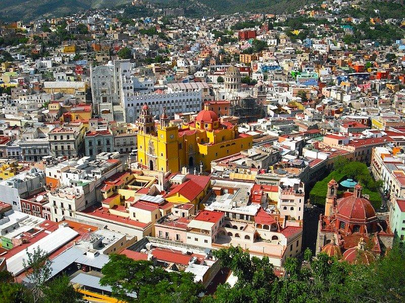 Como chegar ao centro da cidade do México a partir do aeroporto