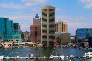 Como chegar a Baltimore e como ir para Washington