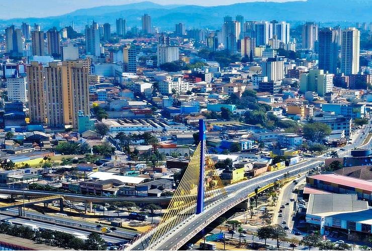 Como ir do aeroporto de Guarulhos para São Paulo