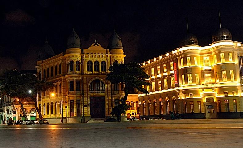 Transportes do aeroporto do Recife para o centro da cidade
