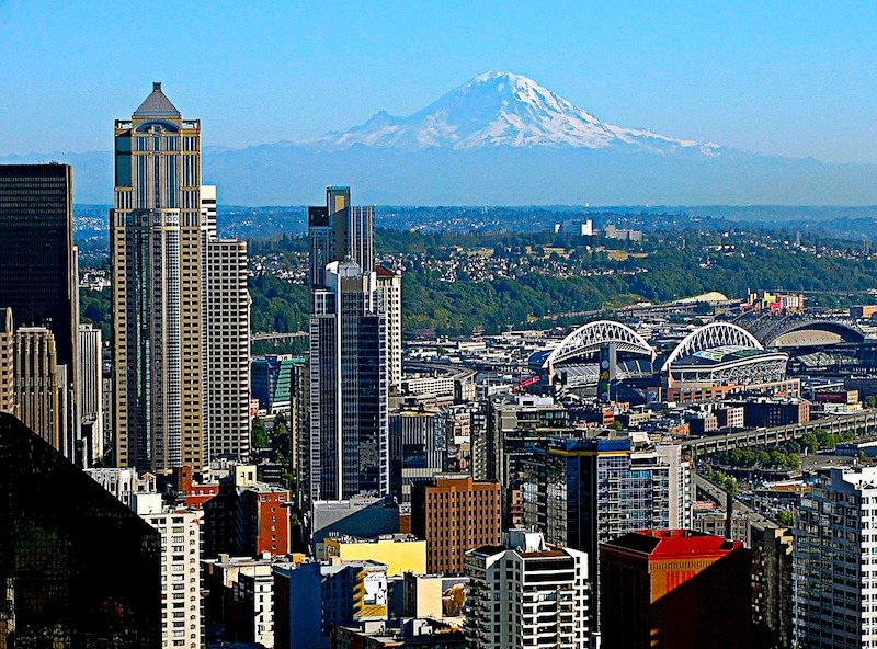 Como chegar a Seattle: transportes a partir do aeroporto