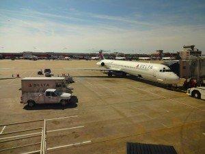 Como ir do aeroporto de Atlanta para o centro da cidade