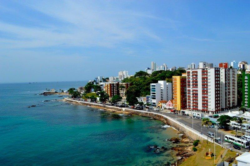 Como chegar a Salvador: Transportes do aeroporto para o centro