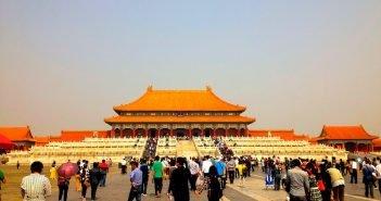 Viagens para a China