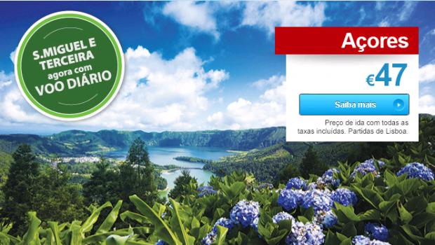 Açores em Promoção na TAP: São Miguel e Terceira