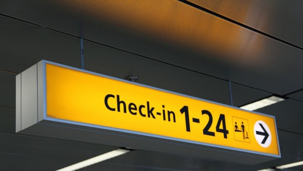 Como fazer o check-in online