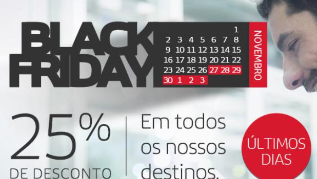 Black Friday na Iberia – Voos com 25% Desconto