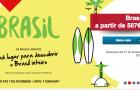 Brasil em Promoção na TAP: Voos desde 507€