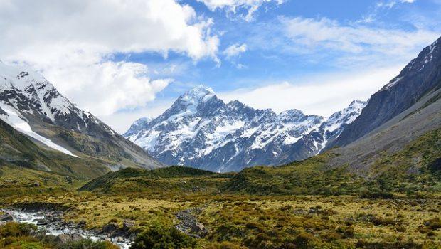 Incrível! Voos para a Nova Zelândia (saída de Londres) por apenas 445€